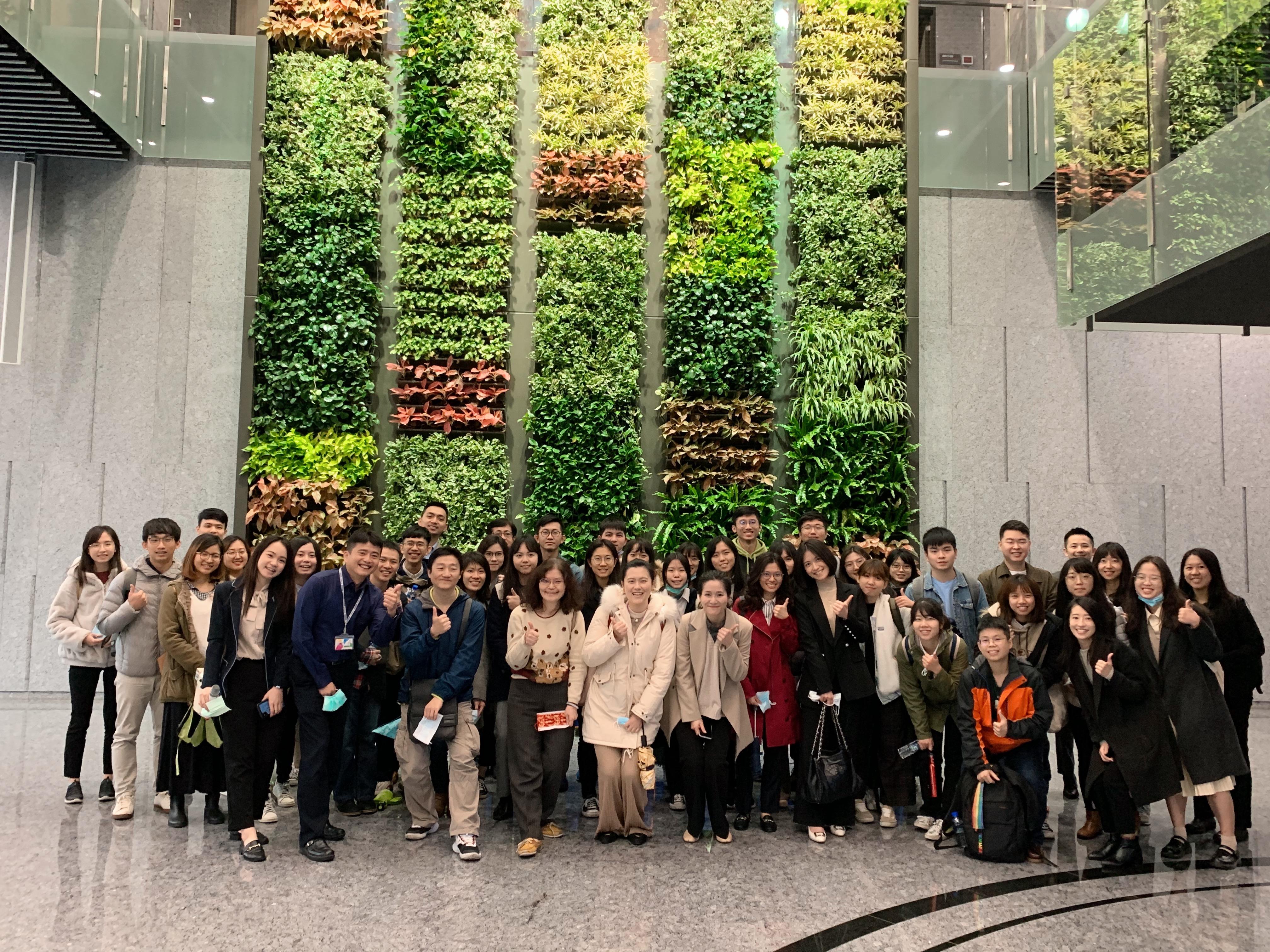 【2021年3月22日】研華物連網智能園區企業參訪照片